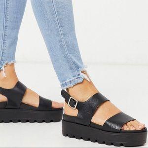 ASOS Flatform Sandals